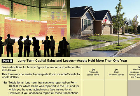 The Distribution Of Asset Holdings And Capital Gains Congressional
